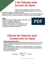 calculo de tuberia