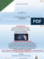 LINEA DE TIEMPO EVOLUCION PSICOLOGIA POLITICA