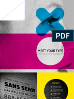 FontShop - Meet Your Type