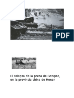 El colapso de la presa de Banqiao