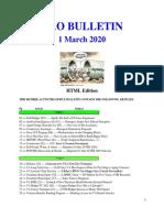 Bulletin 200301 (HTML Edition)