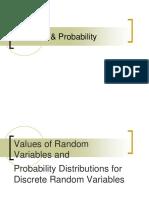 random variable lesson 1 on STATS
