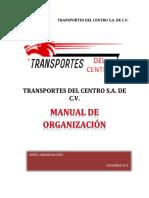 TRANSPORTES DEL CENTRO S