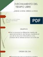 APROVECHAMIENTO DEL TIEMPO LIBRE.pptx