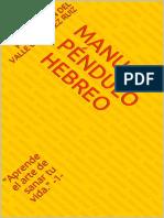 Manual Péndulo Hebreo - Aprende El Arte de Sanar Tu Vida