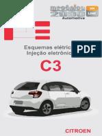 Esquema Elétrico Citroen C3