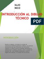 INTRODUCCION DIBUJO TECNICO