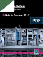 LISTA DE PRECIOS Rittal 2012-PERU