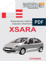 Esquema Eletrico Citroen Xsara
