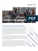 Customer Retention Analytics