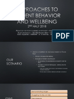 approaches to student behavior and wellbeing