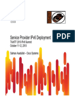 Service Provider IPv6 Deployment.pdf