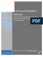 Economy and Industry Outlook - CMIE