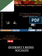 Marketing Redes Sociales Rmarquez