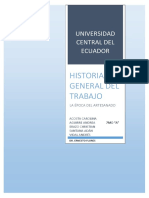 HISTORIA GENERAL DEL TRABAJO RESERVA