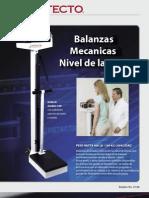 DETECTO - Balanza 339