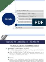 6. Analisis de los Sistemas Logisticos