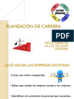 Planing Carrer