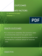 Health-outcomes