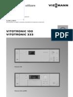 Vitotronic-100-333-utilizare