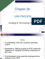 2b Process Concepts (UNIX) v2