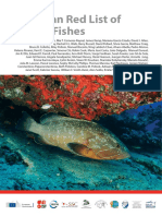 EUROPEAN RED LIST MARINE FISH