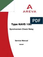Areva Manual