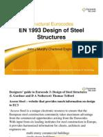 EN1993 Design of Steel Structures
