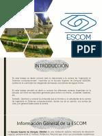 Expo Plan de estudios ESCOM