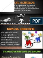 Unit-IV-Social-Control-Social-Groups