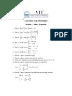 cfe assModule-2-Laplace transform