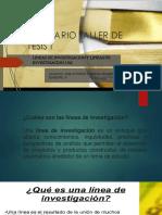 TESIS I LINEAS DE INVESTIGACIO.pptx