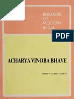 Builders of Modern India_Acharya Vinoba Bhave.pdf