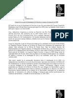 Comunicado NO Entrar a UPR