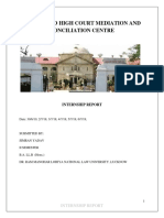 ALLAHABAD HIGH COURT MEDIATION AND CONCILIATION CENTRE