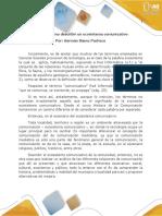 Guia para la descripción de un ecosistema comunicativo