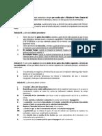 Capítulo VII De la Demanda administrativa
