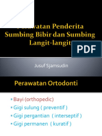 (JS) ORTHODONTIC TRATMENT FOR CLEFT LIP AND PALATE PATIENTS  {KULIAH}