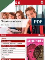 chocolate à chuva - informação