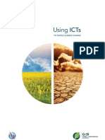 Using ICTs to Tackle Climate Change