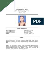 Marizel Salcedo Cotacio