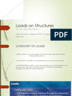Loads on Structures_2