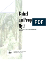 Biofuel and Prosperity Myth, Field Study in Jambi
