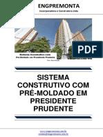 Sistema Construtivo Com Pré-Moldado Em Presidente Prudente