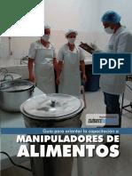 MANUAL  MANIPULADOR ALIMENTOS -U.CALDAS