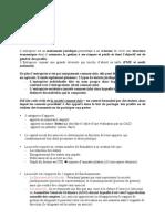 """Droit des sociétés.doc"""""""