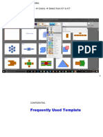 250+ McKinsey Frequently Used templates (7 Color Themes)