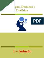 Indução, Dedução e Dialética