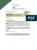 Newsletter  -18 Development Video Sector 41 Haqwksbay Scheme 42