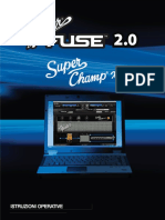 2.0. Installare Fender FUSE. Per installare Fender FUSE.